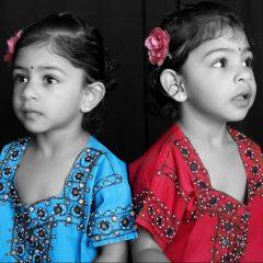 Neha & Rhea Kassie